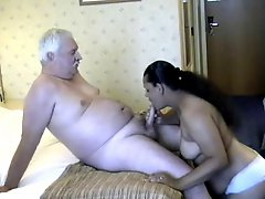Daddy with indian women
