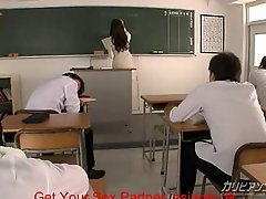 Sexy Teacher Big Boob Yui Hatano