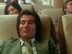 Sylvia Kristel Emmanuelle Airplane Scene