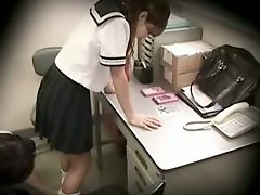 Blackmailed Innocent Schoolgirl