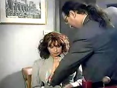 Very sexy Italian lady with extremely ugly man: