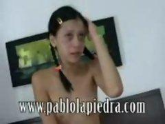 Casting Colombiana le duele su culito
