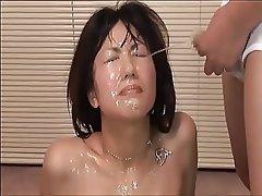 she likes her semen showers