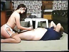 Jade - Fiona Cooper - White Garter & Stockings - XXX