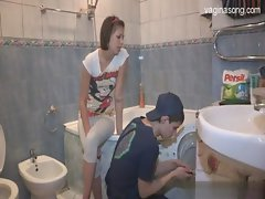 Susan Price Forced By The Plumber After Not Paying Him