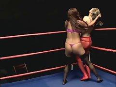 Underwear Wrestling