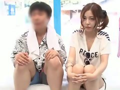 Massaging Shy Japanese Girlfriends - Part 2 of 6