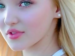 dove cameron, vs Emily osment  Rd 1 jerk off challenge