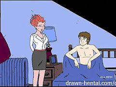 Ugly Americans Porn - Succubus softer side