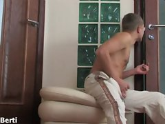 Mature and Boy - Blonde and Horny Games